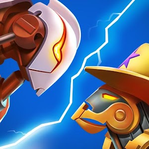 Clash Of Robots For PC (Windows & MAC)