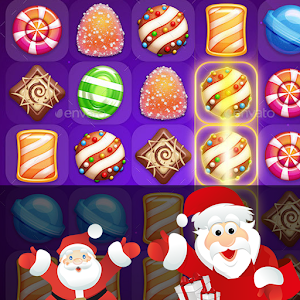Download Santa Jewels Rush Ice Cream Cookie Rescue Quest 17 For PC Windows and Mac