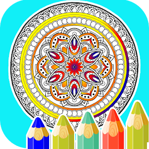 Coloring Mandala  Book For PC (Windows & MAC)