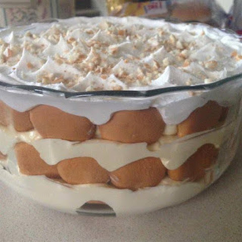 Banana Pudding W/ a twist