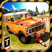 Game Offroad Parking Challenge 3D version 2015 APK