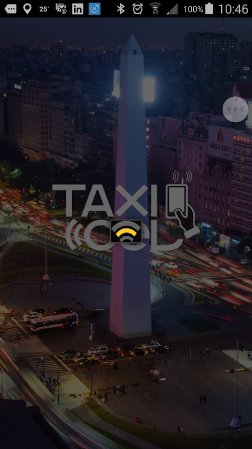 Taxicel Passenger Screenshot 3