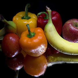 Fruits & Veggies by James Schenk - Food & Drink Fruits & Vegetables