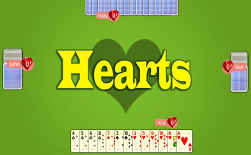 Hearts Mobile for pc