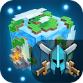 Planet of Cubes Survival Games APK for Bluestacks