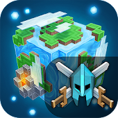 Game Planet of Cubes Survival Games APK for Kindle