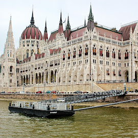 The Hungarian National Assembly -  Budapest,Hugary by Jerko Čačić - Buildings & Architecture Public & Historical