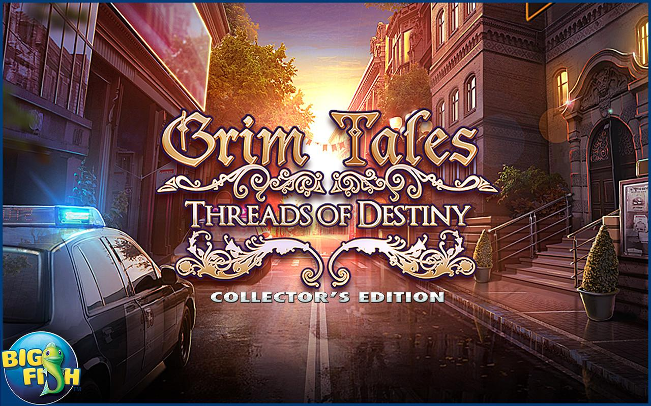 Grim Tales: Threads of Destiny Screenshot 4