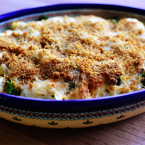 Broccoli-Cauliflower Casserole