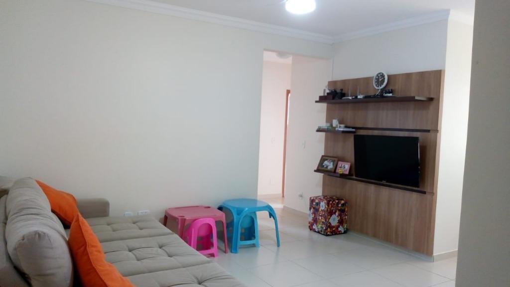 Apartamento com 3 dormitórios à venda, 85 m² por R$ 280.000