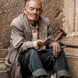 by Mariano Rodríguez Galíndez - People Portraits of Men