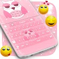 Keyboard Colours Pink APK for Ubuntu