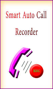 Smart Auto Call Recorder free - screenshot