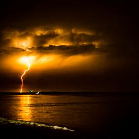 Light up the sky by Diane Davis - Landscapes Weather