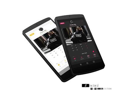 Strukturelle SiX-Benutzeroberfläche Kustom / Klwp android apps download