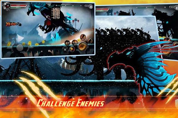 Stickman Legends: Shadow Wars- screenshot