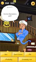 Screenshot of Akinator the Genie
