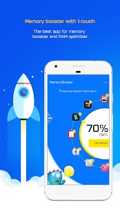 App Memory Booster And Cleaner - RAM Space Optimizer APK for Windows Phone