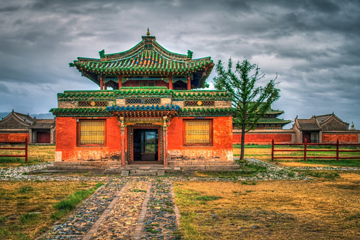 Karakurum - Moğolistan