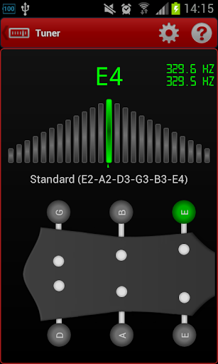 SmartChord PLUS Scale - screenshot