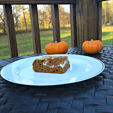 Pumpkin Roll Bars Recipe.