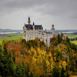 Fairy Tale Castle by Babor Ali Khan - Landscapes Travel