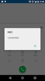 XPOSED IMEI Changer Screenshot