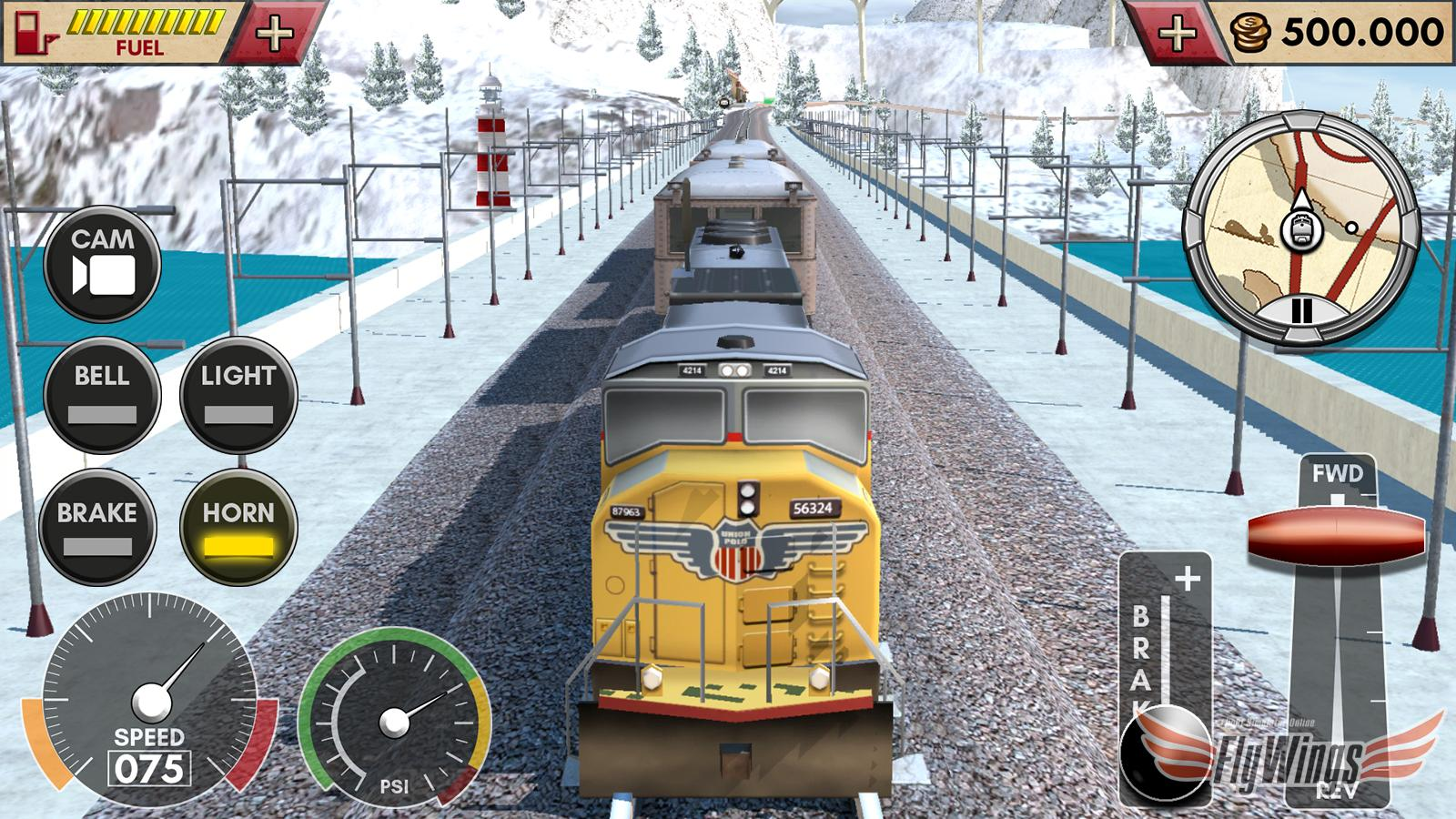 Train Simulator 2016 HD Screenshot 8