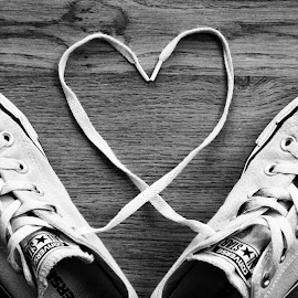Love has no face by Girish Pandit - Artistic Objects Clothing & Accessories ( love, lovers, converse love, shoe love )