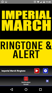 The Imperial March (Darth Vader Theme) iPhone Ringtone ...