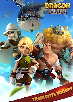 Dragon Clans APK screenshot thumbnail 9