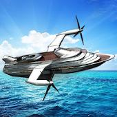 Game Flying Cruiser Ferry Ship Race APK for Windows Phone