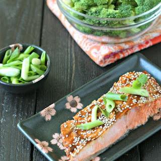 Baked Sesame Salmon Recipes