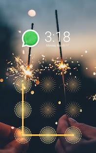 App Sparkle CM Security Theme apk for kindle fire