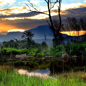 Kinabalu by Fabian Bee - Landscapes Travel ( s, r, n, l, m )