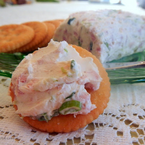 Cream Cheese & Ham Spread
