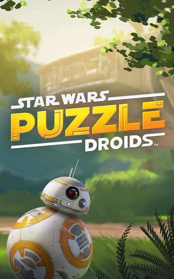 Star Wars: Puzzle Droids™ Screenshot 4