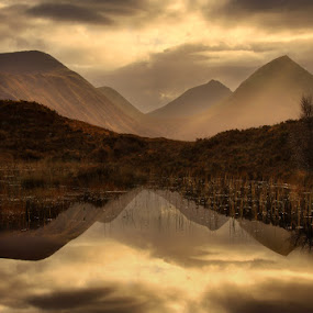Sligachan by Wolfy Pic - Landscapes Waterscapes