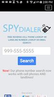 Screenshot of Spy Dialer