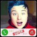 Fake Call EeOneGuy APK for Bluestacks