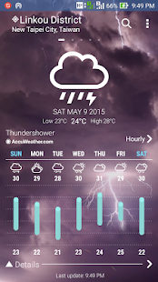 ASUS Weather APK for Nokia