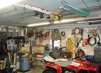 Garage Ceiling Ideas - screenshot