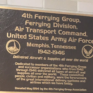 4th Ferrying Group, Ferrying Division, Air Transport Command, United States Army Air Force Memphis, Tennessee 1942-1946 Delivered Aircraft & Supplies all over the world Dedicated to members of the ...