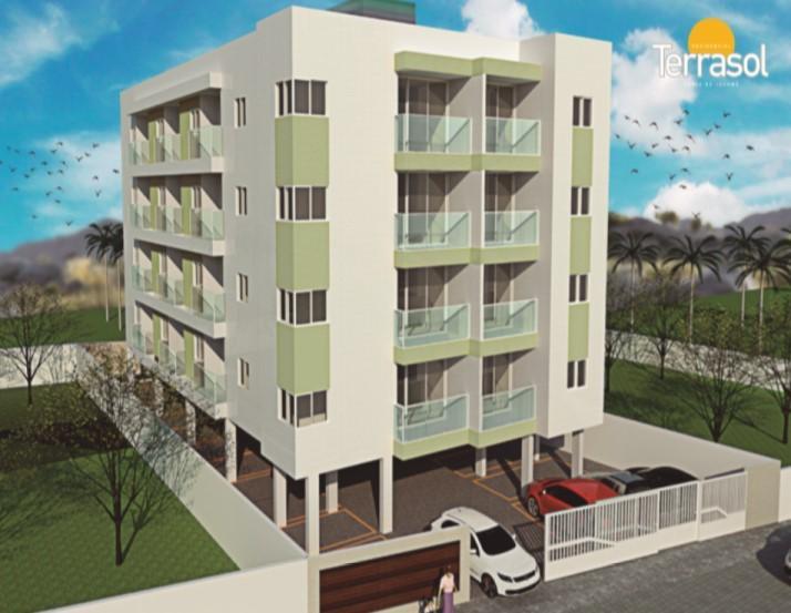 Apartamento com 2 dormitórios à venda, 35 m² por R$ 120.000 - Jacumã - Conde/PB