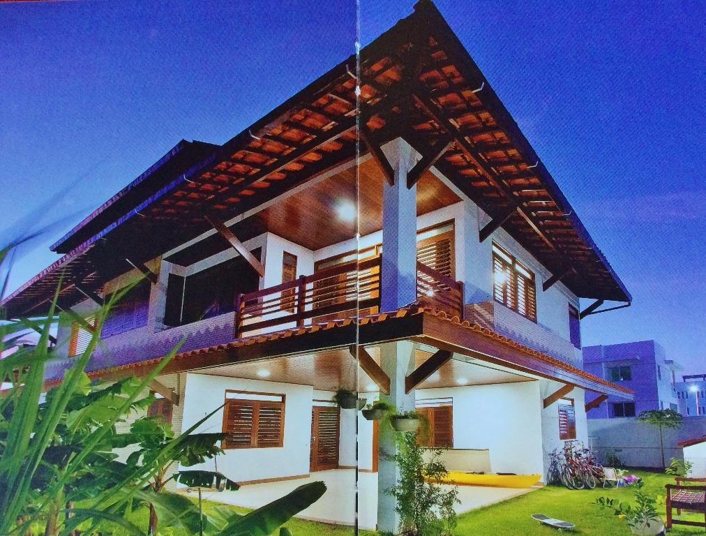 Casa residencial à venda, Altiplano, João Pessoa - CA1249.