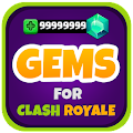 Gems for Clash Royale Prank APK baixar