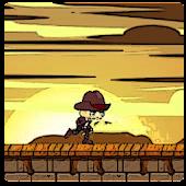 Adventure Western Hatboy runner old dashing cowboy APK for Blackberry
