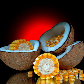 Corn n nut by Asif Bora - Food & Drink Fruits & Vegetables (  )