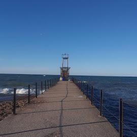 the pier by Mark Johnson - Buildings & Architecture Bridges & Suspended Structures