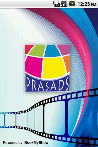 Prasads Cinemas screenshot 1